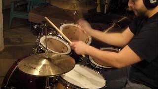 "Judah And The Lion ""Over My Head""  Drum Cover : SPECTRALDRUMMER"