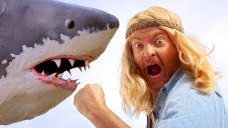 Shark Fighter! - Rhys Darby - Full Episode