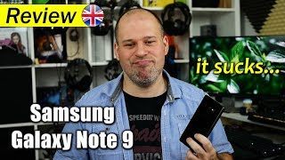 Samsung Galaxy Note 9 (Exynos) | for all those who didn't get my joke, obviously it doesn't suck