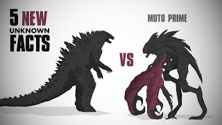 The Godzilla HUNTER | 5 NEW UNKNOWN facts about MUTO Prime (Titanus Jinshin Mushi)