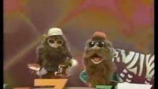 Sesame Street - ZZ Blues