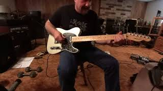 Leonard Peters, Doucette, Keep on Runnin Guitar Cover