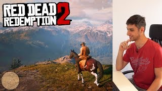 Reacting to: Red Dead Redemption 2 Gameplay Trailer
