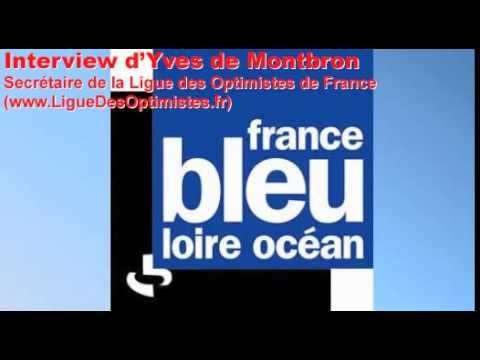 Interview sur France Bleu Loire-Océan