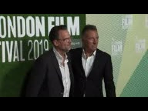 Bruce Springsteen premieres 'Western Stars' at the BFI London Film Festival