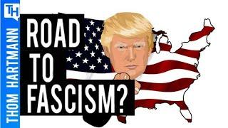 Has Roosevelt's Warning Against Fascism Come True?