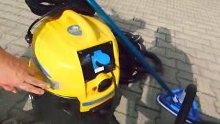 Der Teichsauger Fango 2000 Schlammsauger und Schwimmteichsauger ausführlich erklärt