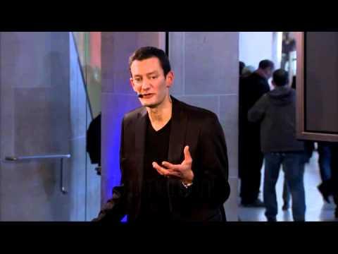 Eli Anderson à l'Applestore du Louvre - Questions du public