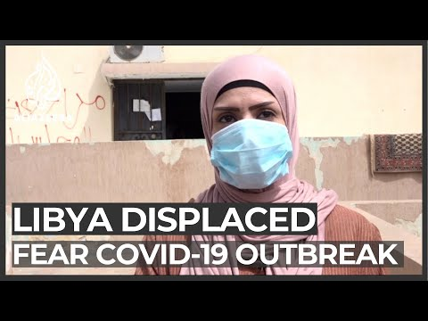 Libya fears 150,000 displaced vulnerable to COVID-19