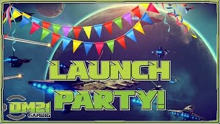 No Man's Sky! Let's Follow the Atlas (Launch Party Continues!)