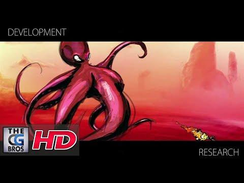 "CGI Animated Short Breakdowns : ""Making of Danger Planet"" by Justin Burks"