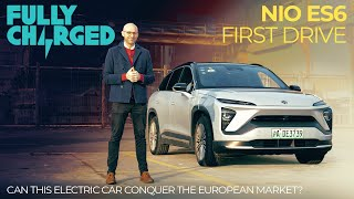 NIO ES6 First Drive | 100% Independent, 100% Electric