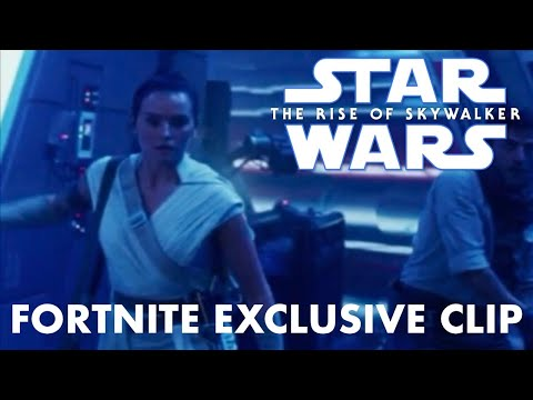 Download Star Wars The Rise of Skywalker Fortnite Exclusive Clip Mp4 HD Video and MP3