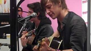 The Downtown Fiction-Oceans Between Us (Acoustic)