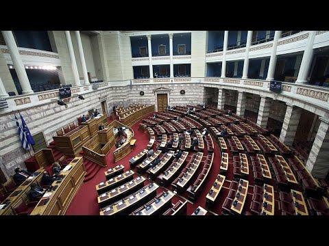 Ελληνική Βουλή: Ψηφίστηκε η τροπολογία για τις ΜΚΟ
