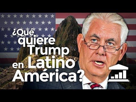 ¿Qué quiere DONALD TRUMP de LATINOAMÉRICA? - VisualPolitik