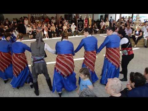 Ποντιακοί χοροί από τον Ποντιακό Πολιτιστικό Σύλλογο Ακροποτάμου