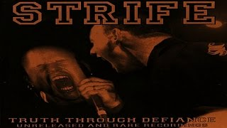 STRIFE - Truth Through Defiance [Full Album]