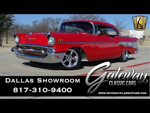 1957 Chevrolet Bel Air (CC-1375361) for sale in O'Fallon, Illinois