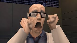 Half-Life - Scientist Fear