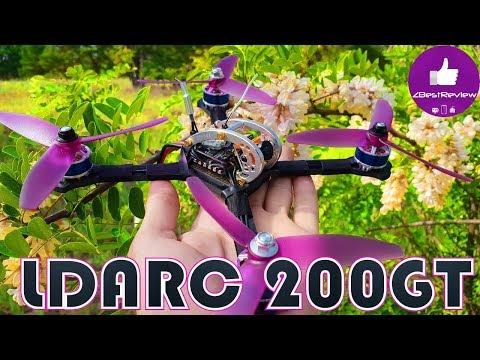 ✔ Квадрокоптер LDARC/Kingkong 200GT - Дешевый и Легкий Долголет! Banggood!