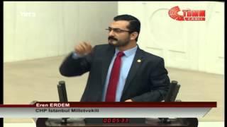 CHPli Erdem'den Bakan Kaçıran Konuşma!