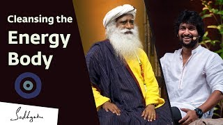 "Can ""Evil-Eye"" or ""Drishti"" Affect You? Nani Asks Sadhguru"
