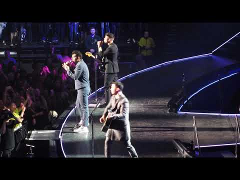Jonas Brothers - What A Man Gotta Do - Happiness Begins Tour Manchester 2020