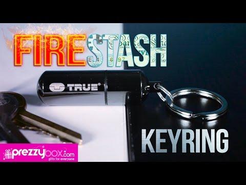 Fire Stash Keyring