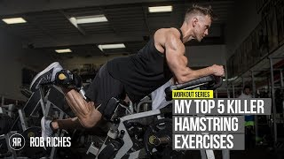 5 Top Killer Hamstring Exercises