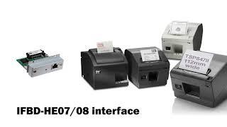 Ethernet/WiFi Reset on Star Printers