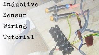Inductive Sensor Wiring Tutorial