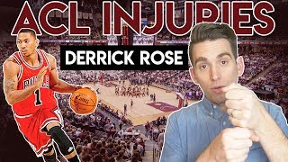 Derrick Rose ACL Injury | Doctor Explains Why FORM Matters!