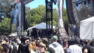 7 Seconds Kids are United Riot Fest Chicago, IL 09/13/2014