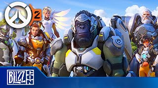 Overwatch 2 - FULL Reveal Presentation | BlizzCon 2019