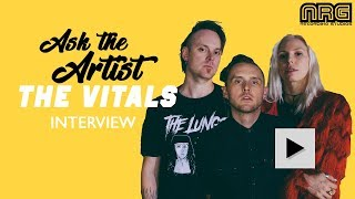 "The Vitals Live ""On Air With NRG"" Interview!"
