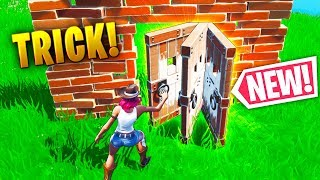 *NEW* CRAZY DOOR TRICK!! - Fortnite Funny WTF Fails and Daily Best Moments Ep.1347