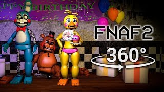 360°| Five Nights at Freddy