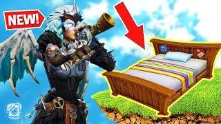 *NEW* BED WARS Custom Gamemode in Fortnite Battle Royale!