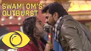 Swami Om's Shocking Outburst - Bigg Boss India | Big Brother Universe