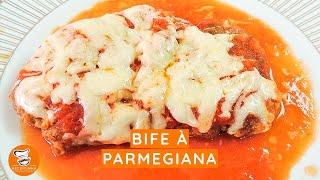#38 - Bife à Parmegiana