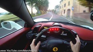 YOU Drive the Ferrari 458 Italia FAST! - POV Test Drive
