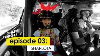 Shock Yourself S1E3 - Sharlota vs. rally jízda