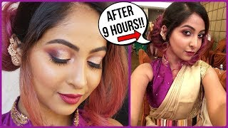 GRWM For Besties Engagement Function | Makeup For Indian Wedding/Reception/Party | Stacey Castanha