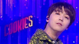 LEE HONG GI(이홍기) - COOKIES @인기가요 Inkigayo 20181021