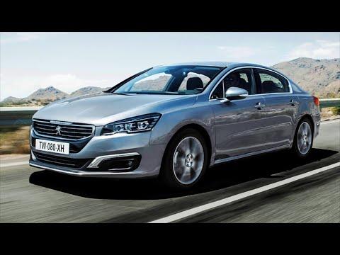 NEW 2015 Peugeot 508 Sedan (Video) HD