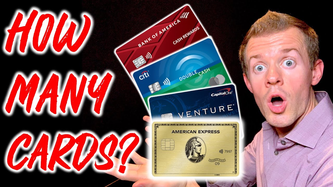CHARGE CARD 101: The Number Of Credit Cards Should I Have? thumbnail