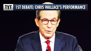 How Did Chris Wallace Do Moderating The First Presidential Debate? thumbnail