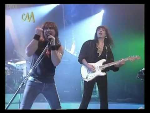 Rata Blanca video Dias duros - CM Vivo Junio 2003