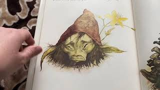 Faeries By Brian Froud And Alan Lee Through